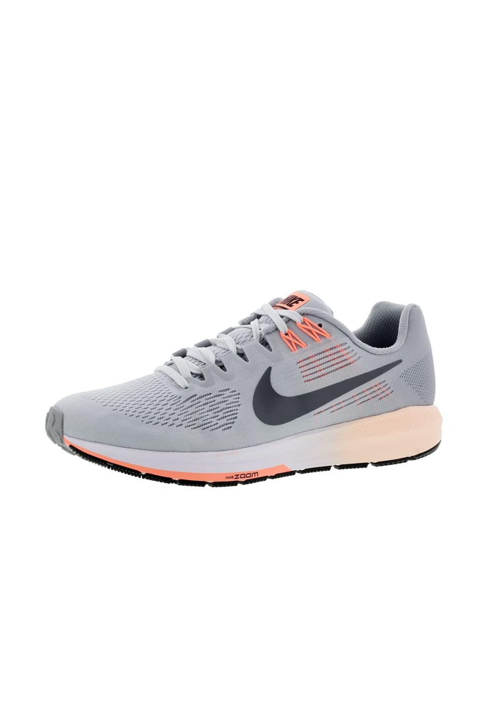 Chaussures Nike Femme Zoom Pour Running Air 21 Structure Gris DIWH9eE2Y
