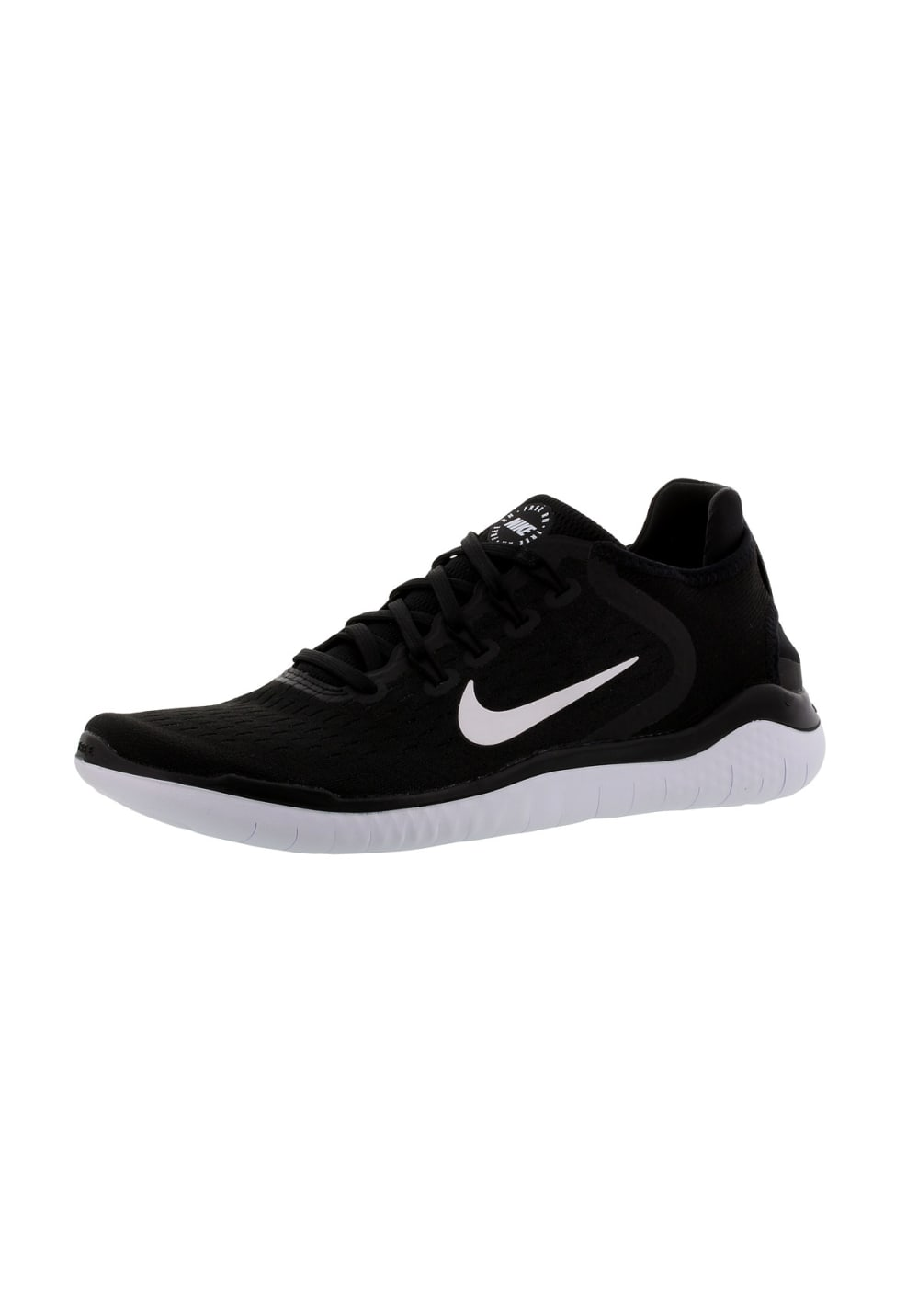 Nike Free RN 2018 - Laufschuhe für Damen - Schwarz