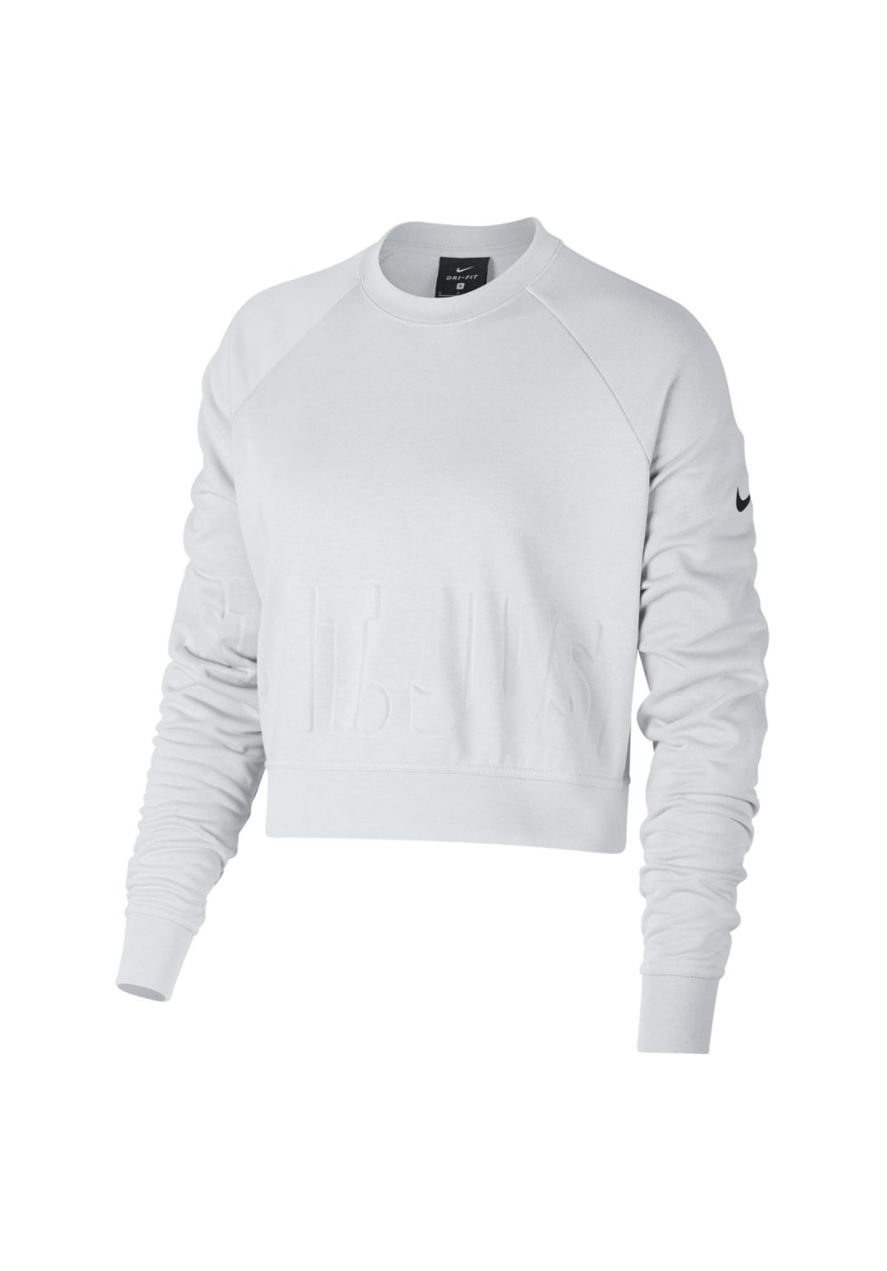 Nike Training Top - Fitnessshirts für Damen - Weiß, Gr. L