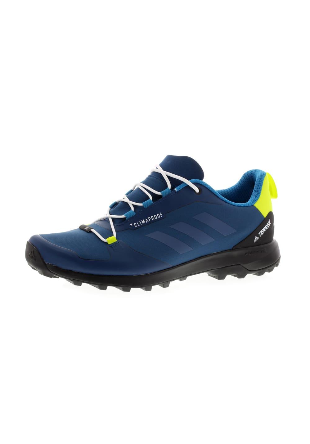 Terrex Randonnée Homme Bleu Fastshell Climaproof Pour Chaussures Adidas OXiTPukZ