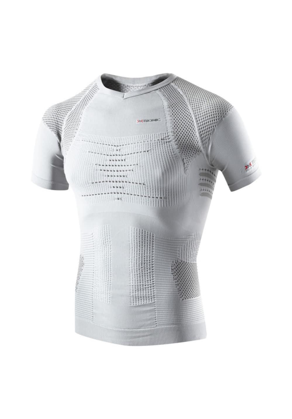 X-Bionic Trekking Summerlight Uw Shirt Sh_sl. - Laufshirts für Herren - Grau