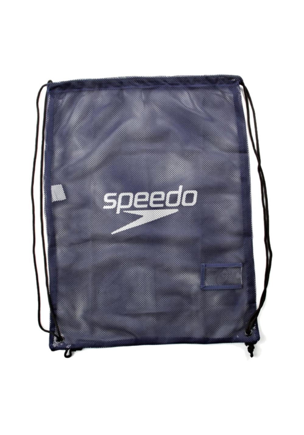 Speedo Equipment Mesh Bag Taschen - Blau, Gr. One Size