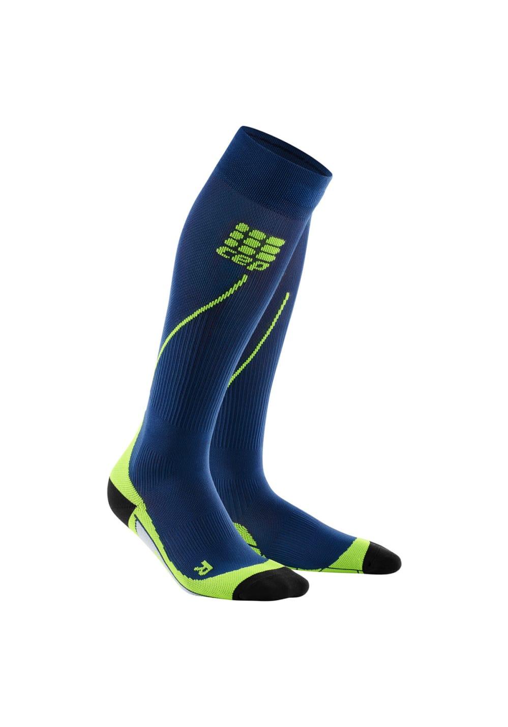 CEP Pro+ Run Socks 2.0 - Laufsocken für Damen - Blau