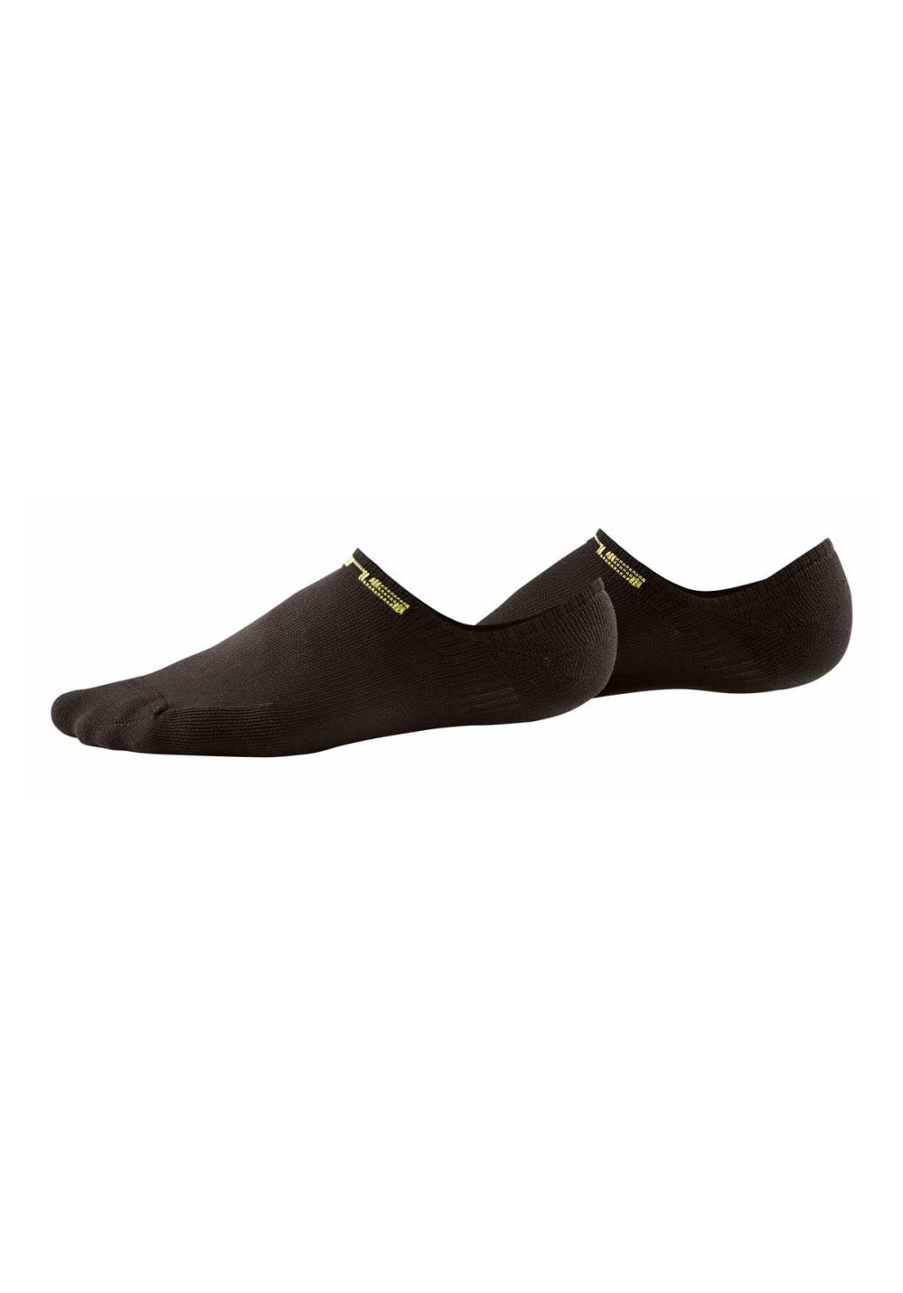 Skins Essentials Seamless Performance Socks Laufsocken - Schwarz, Gr. L