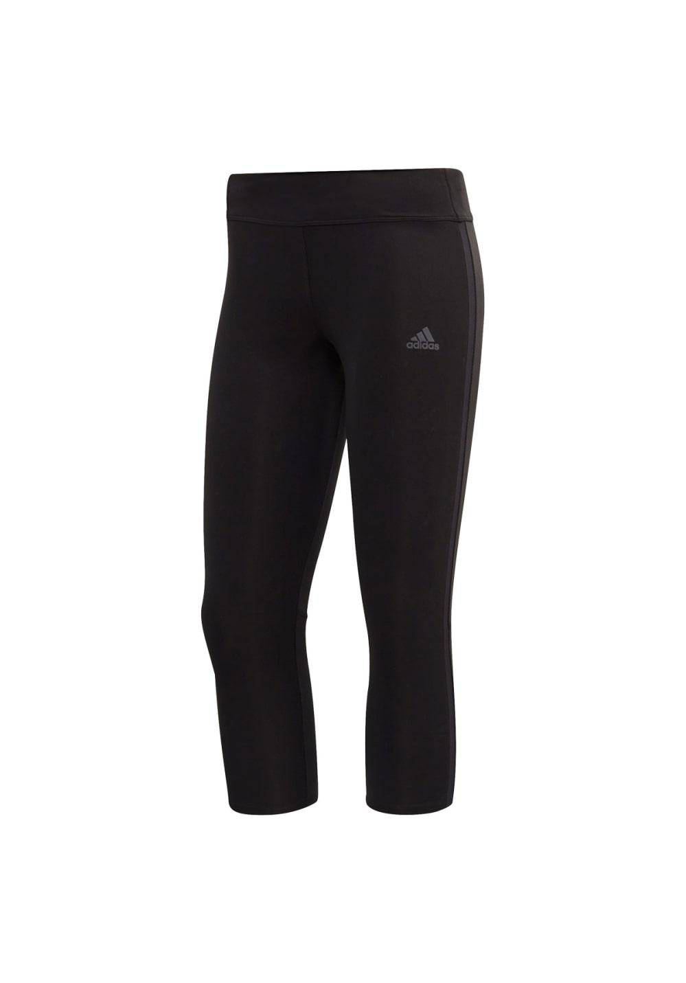 adidas Response 3/4-tight - Laufhosen für Damen - Schwarz