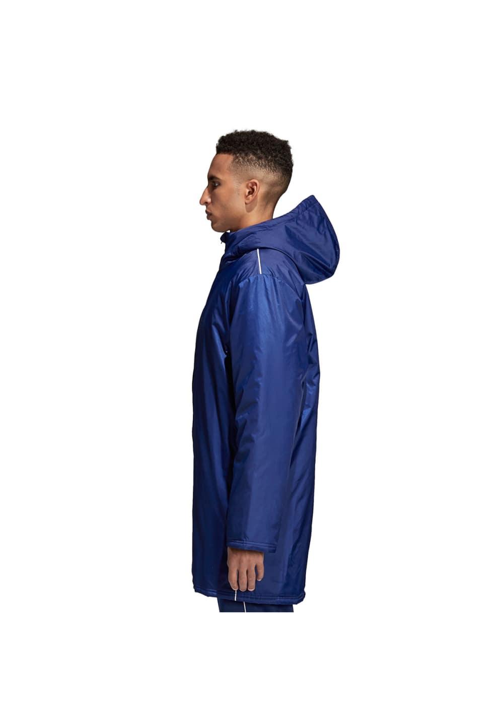 Azul Adidas Chaquetas Para Jacke De 18 Running Core Stadium Hombre ZSqzxFrZ