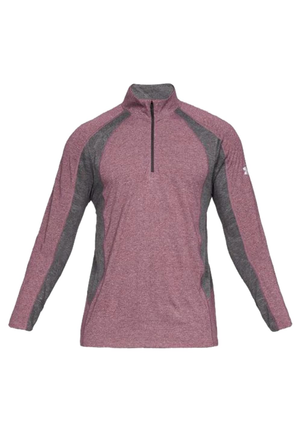 Under Armour Swyft 1/4 Zip - Laufshirts für Herren - Pink