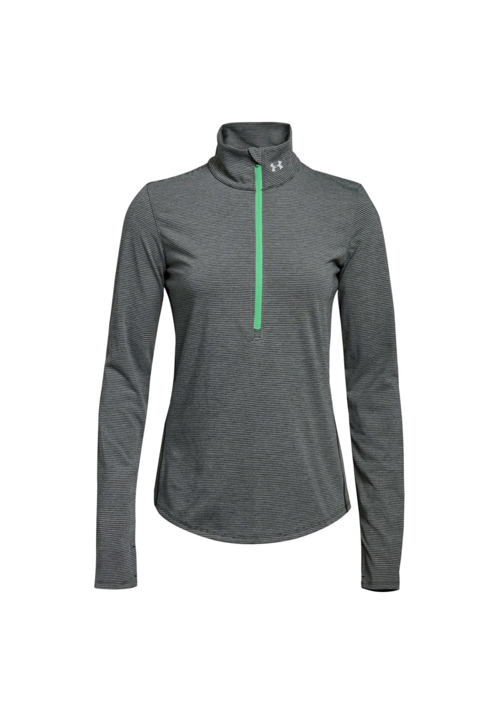 Under Armour Threadborne Streaker Half Zip - Laufshirts für Damen - Grau