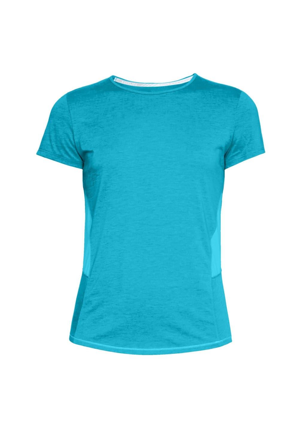Under Armour Swyft Shortsleeve Tee - Laufshirts für Damen - Blau