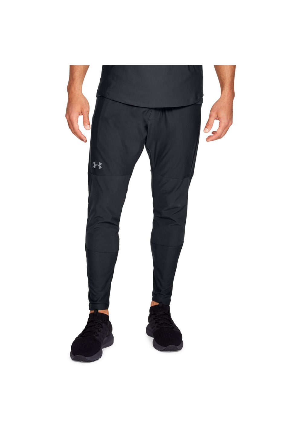 Under Armour Threadborne Vanish Pant - Fitnesshosen für Herren - Schwarz, Gr. X
