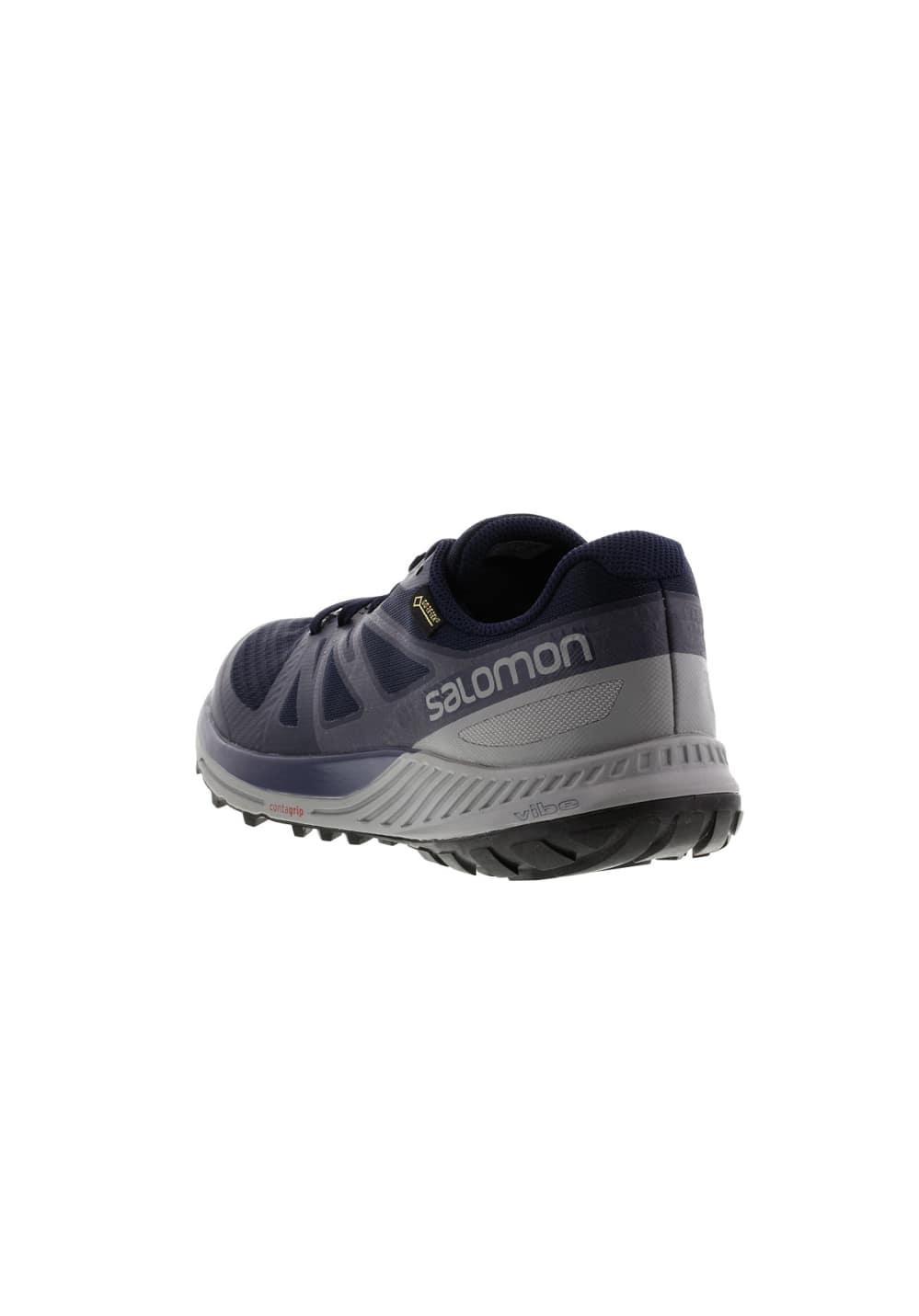 Running Chaussures Noir Salomon Sense Homme 21run Gtx Pour Escape Rt070qI