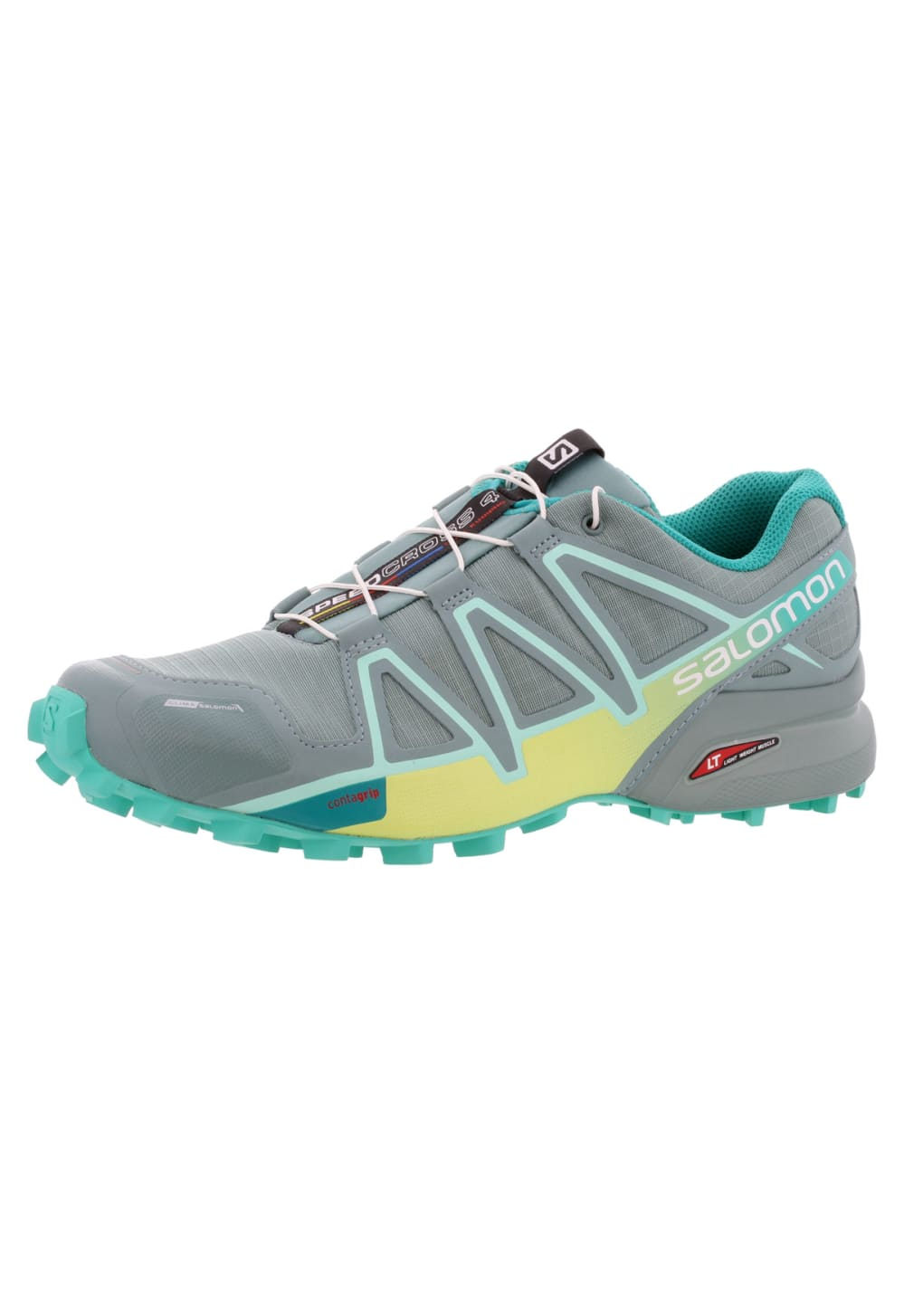 Salomon Shoes For Women Speedcross Grey Running Cs 4 ybYg7f6