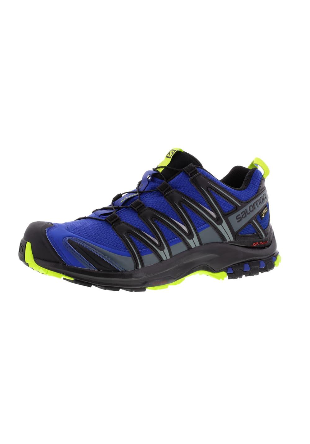 Chaussures Running Pro Homme Pour Gtx Xa 3d Salomon Bleu PN0kw8nOX