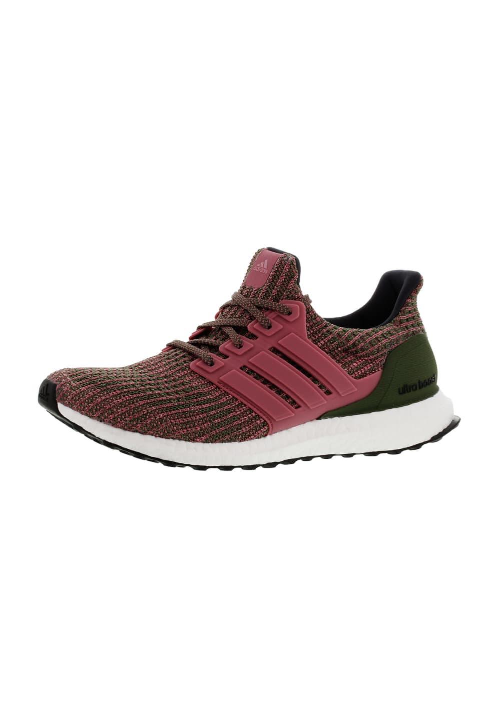 Sportschuhe für Frauen - adidas Ultra Boost Laufschuhe für Damen Rot  - Onlineshop 21Run