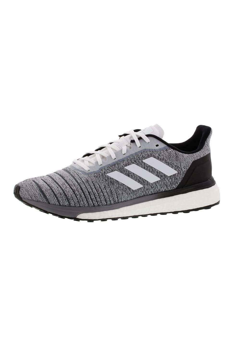Solar Pour Drive Gris Adidas Chaussures Running Homme m8vNn0w