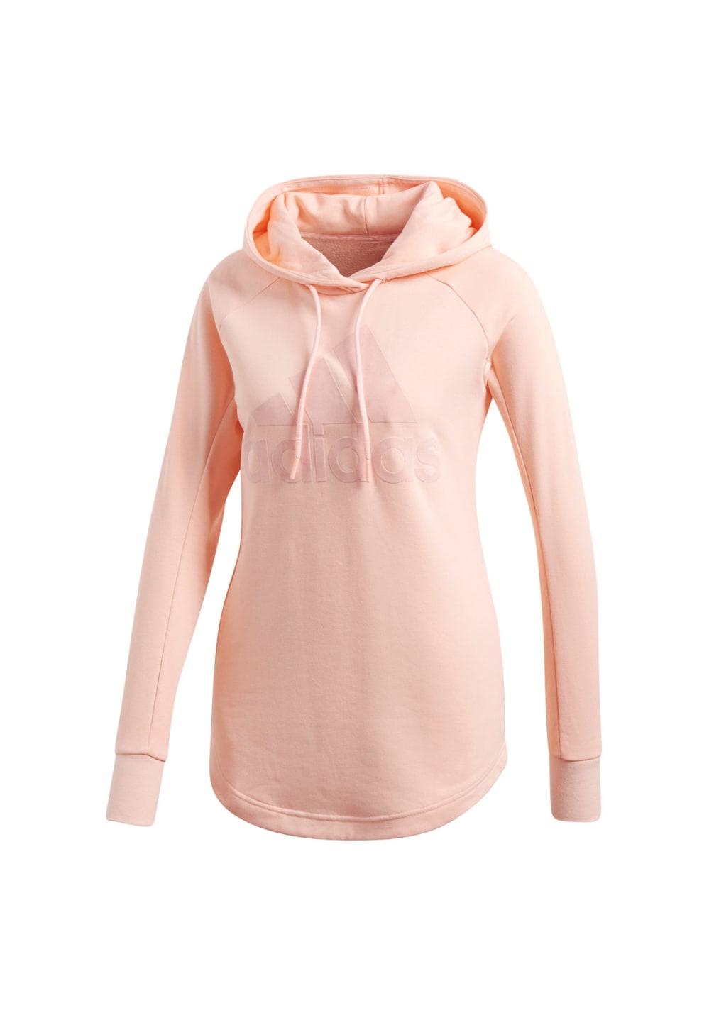adidas Sport Id Hoodie - Sweatshirts & Hoodies für Damen - Beige