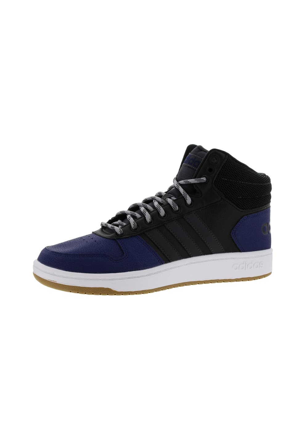 Salle Bleu Hoops Mid Sports Homme Adidas Chaussures Pour 0 En Neo 2 E9IYHeD2W