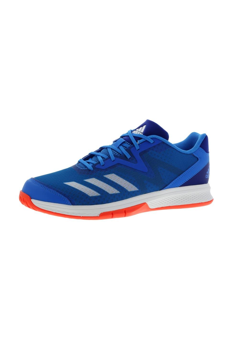 Counterblast Pour Exadic Homme Adidas Bleu Handball Chaussures bvf67gYy