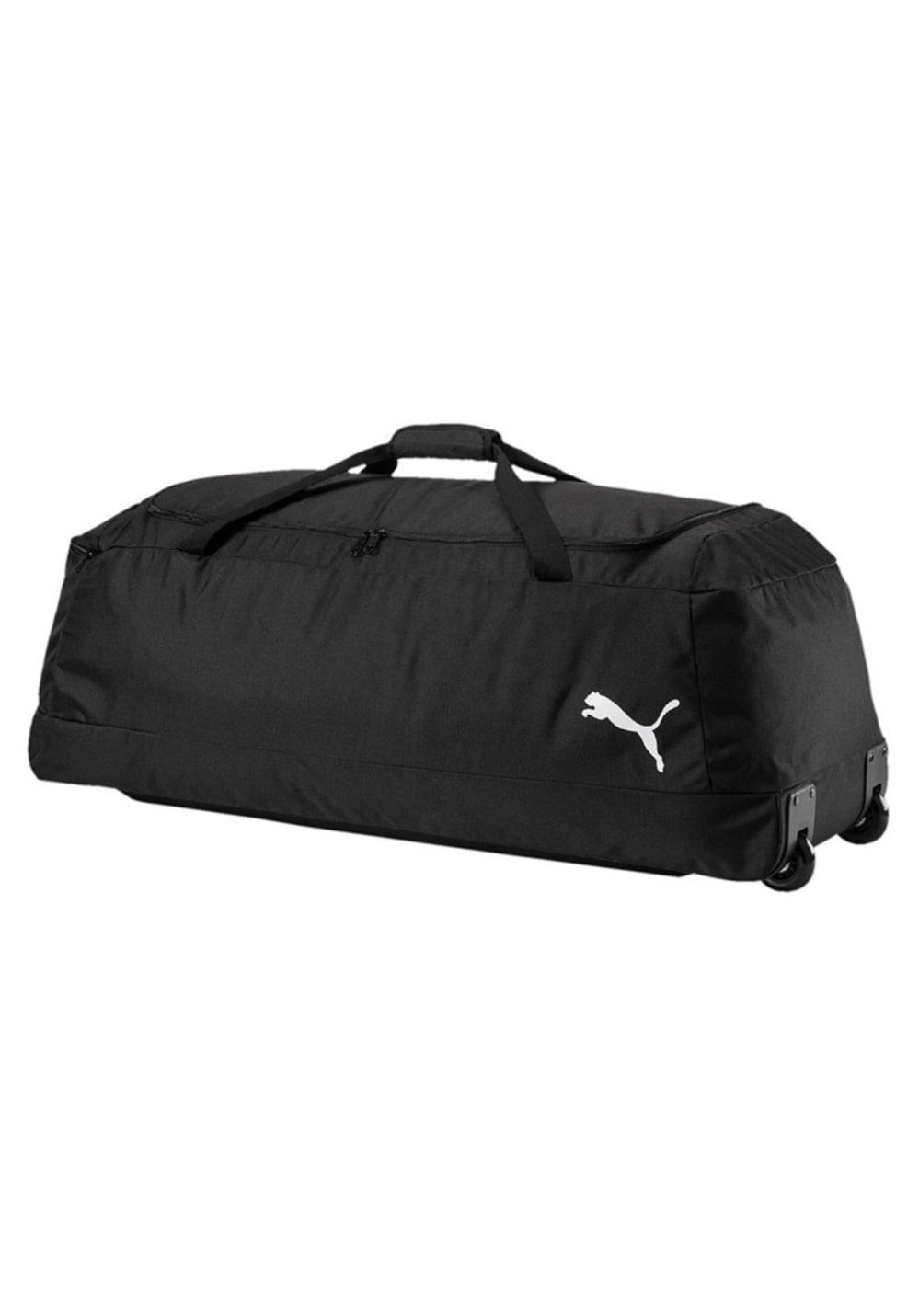 Puma Pro Training II Xlarge Wheel Bag Sporttaschen - Schwarz, Gr. One Size