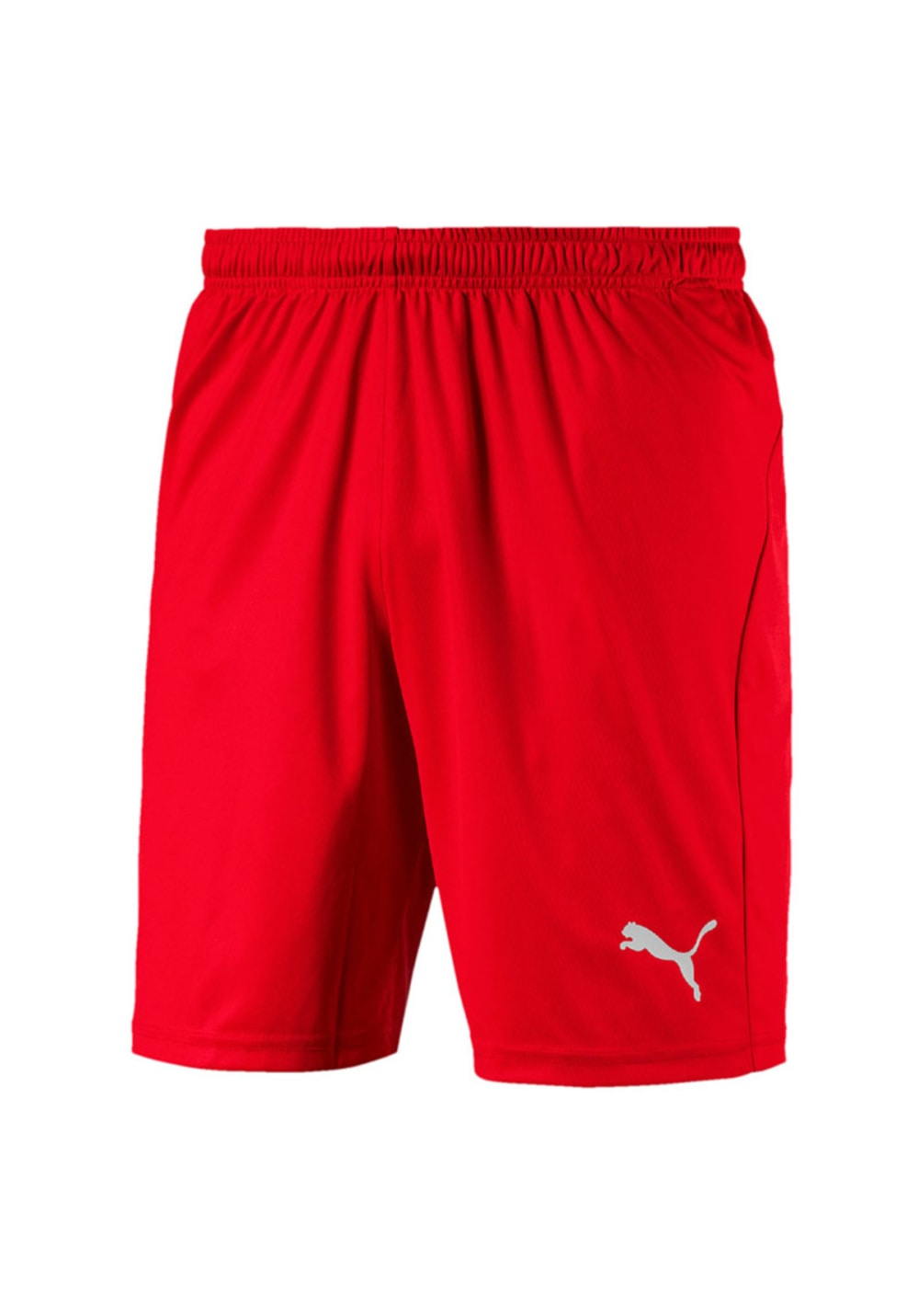 Puma Liga Shorts Core - Laufhosen für Herren - Rot, Gr. 3XL