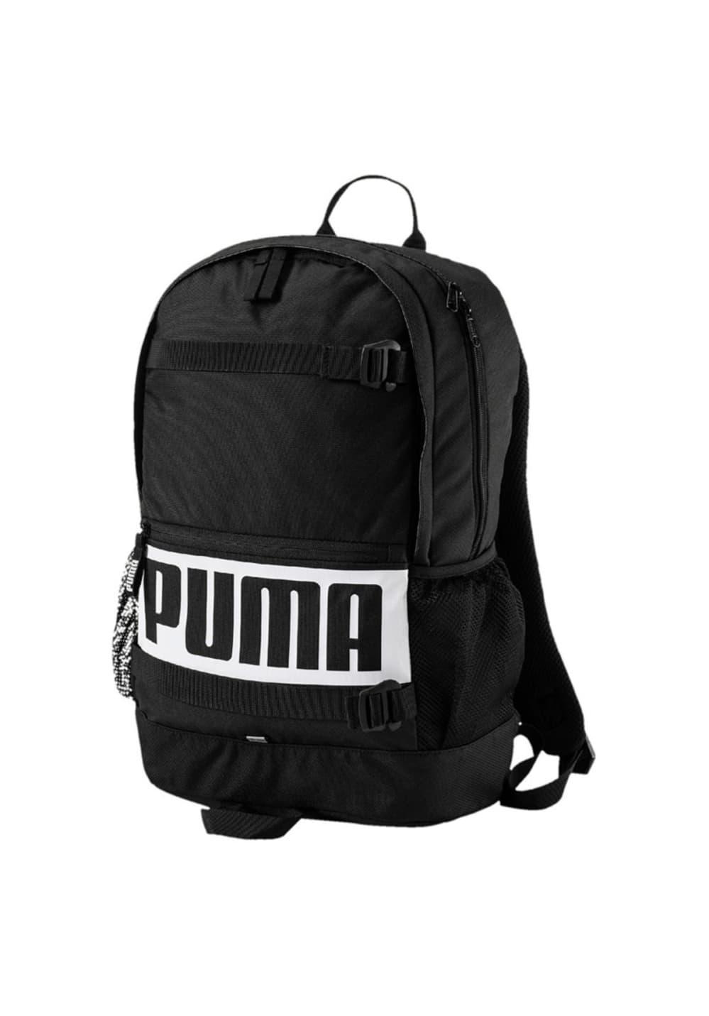 Puma Deck Backpack Rucksäcke - Schwarz