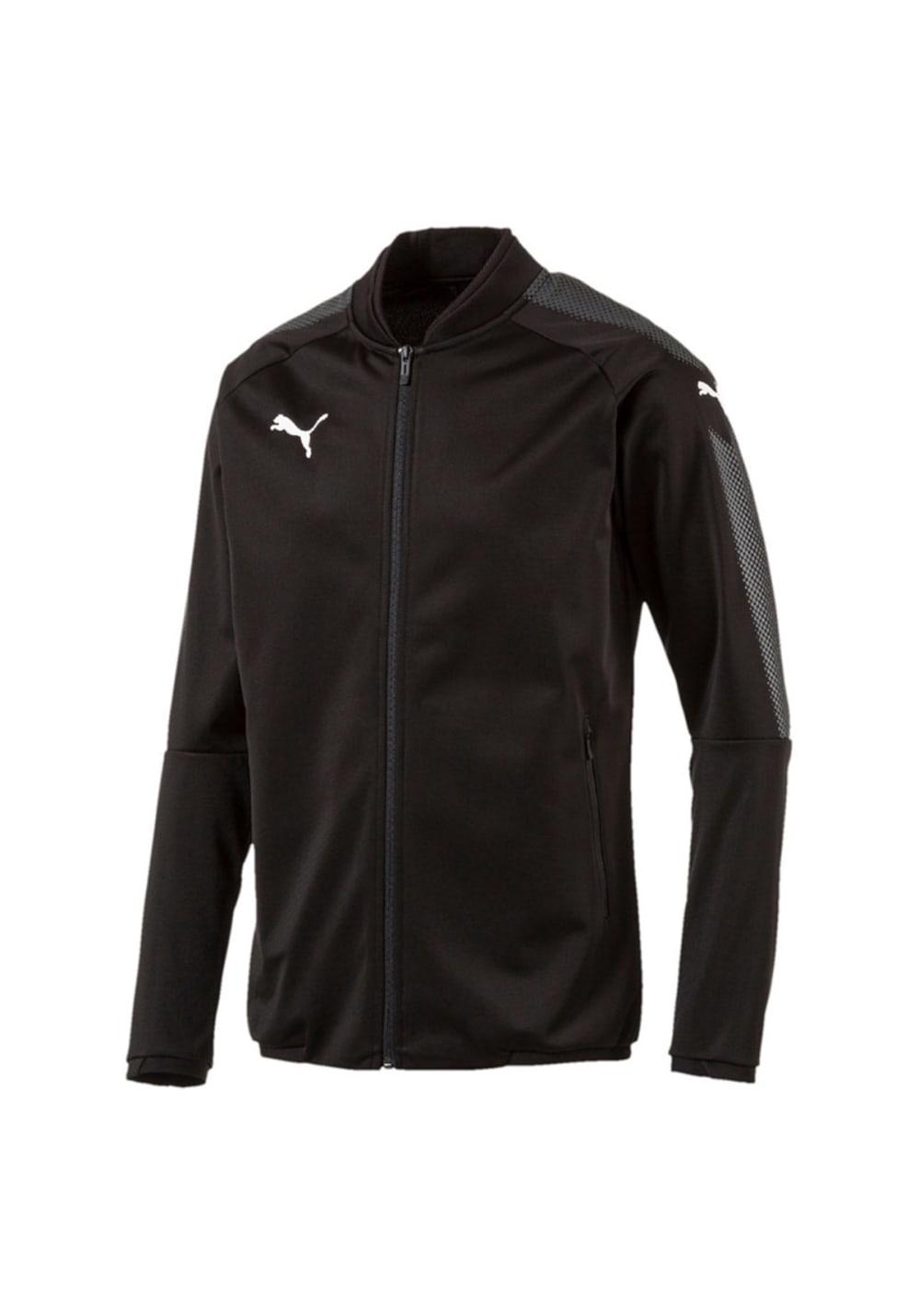 Puma Ascension Stadium Jacket - Laufjacken für Herren - Schwarz, Gr. XL
