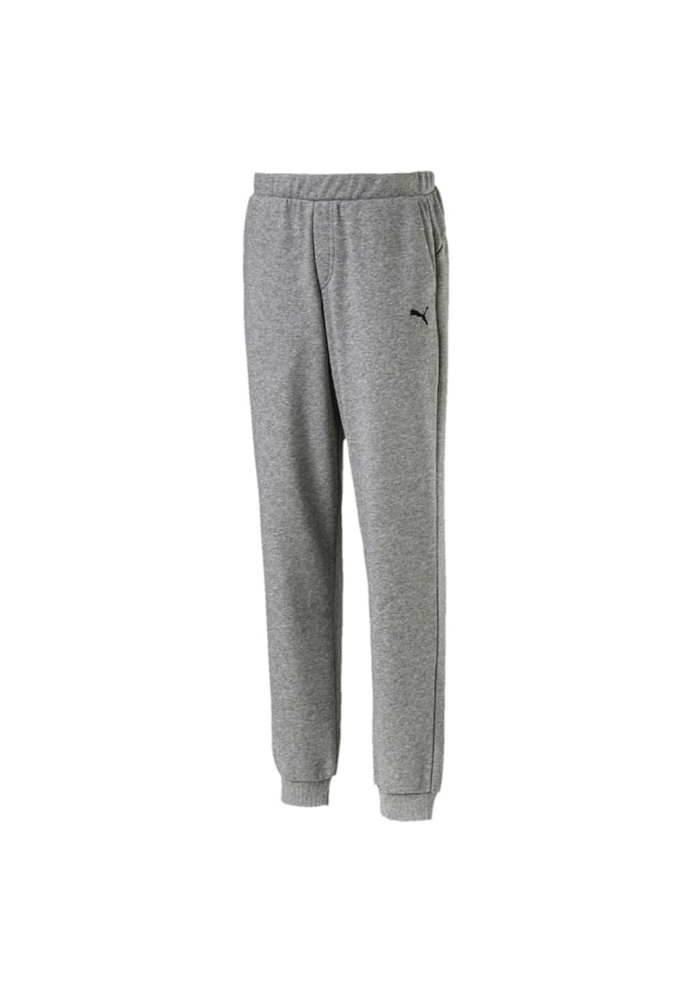 Puma Essential Sweat Pants Closed - Fitnesshosen für Herren - Grau