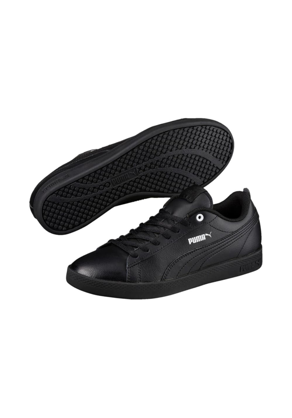 818845233bd3b7 Puma Smash V2 L - Sneaker für Damen - Schwarz auf Rechnung kaufen