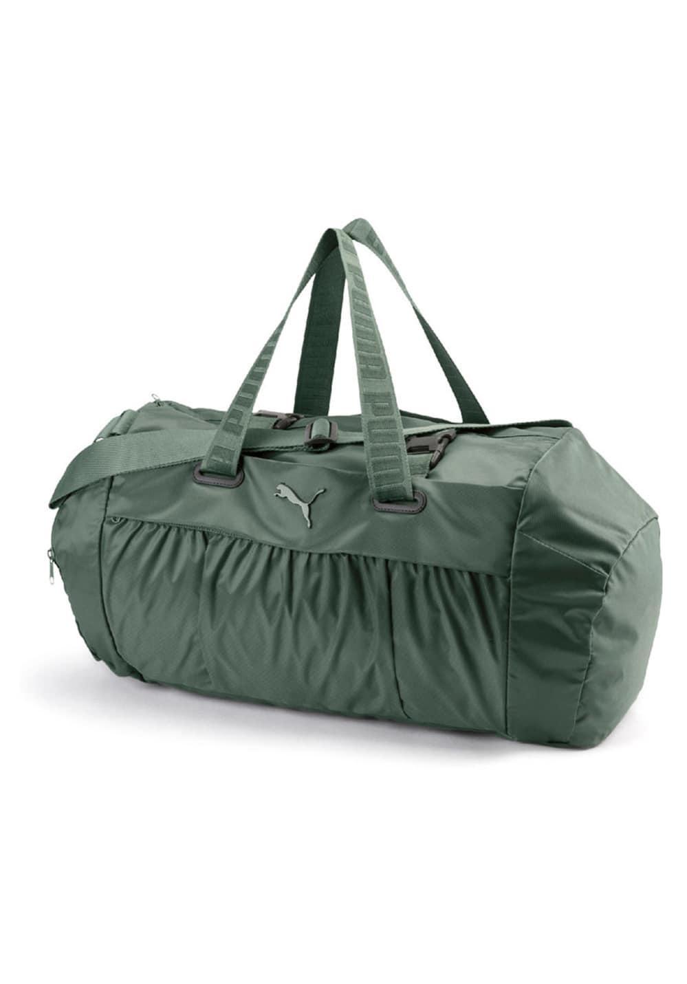 Puma At Sports Duffle - Sporttaschen für Damen - Grün, Gr. One Size