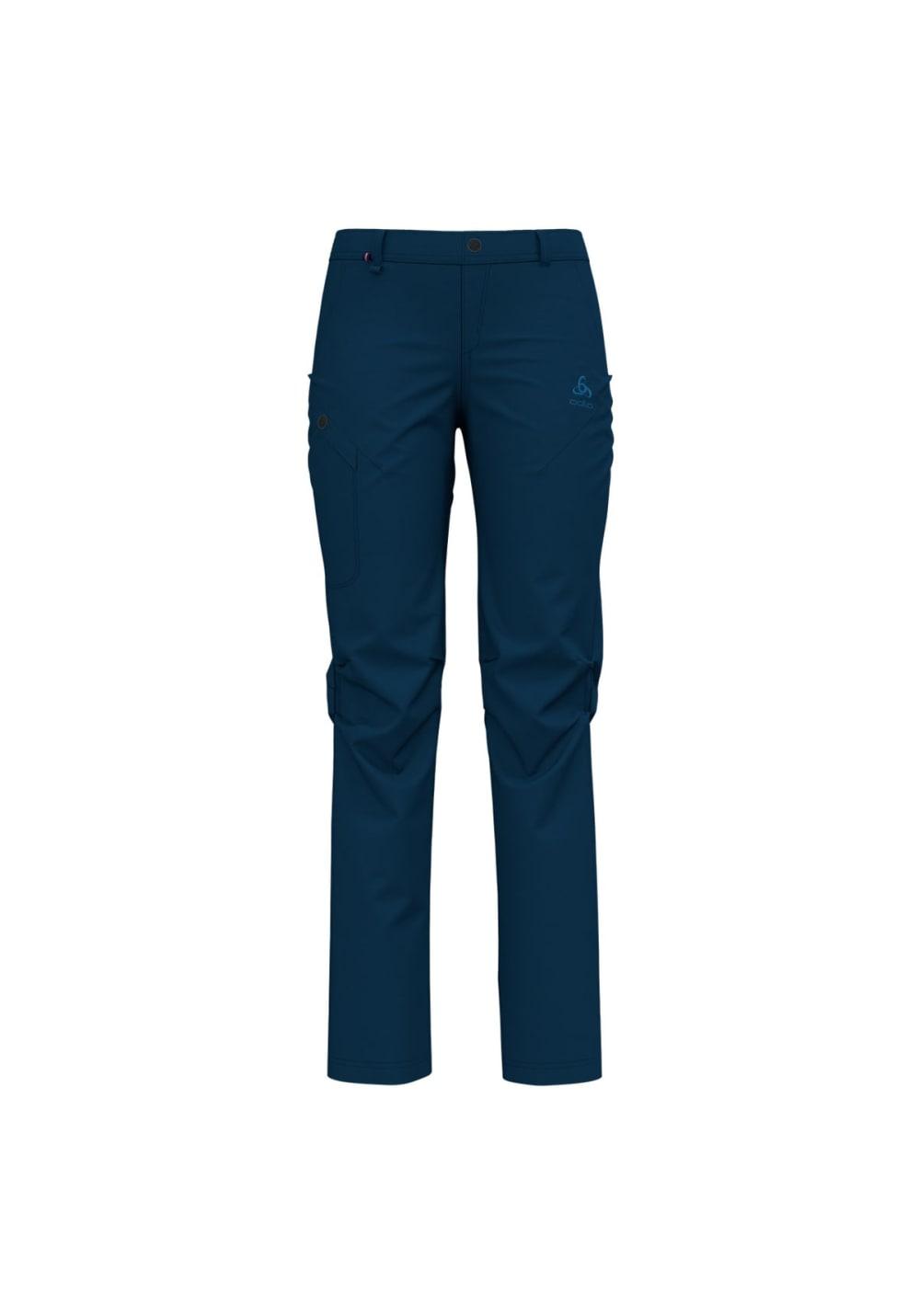 Odlo Pants Alta Badia - Outdoor für Damen - Blau