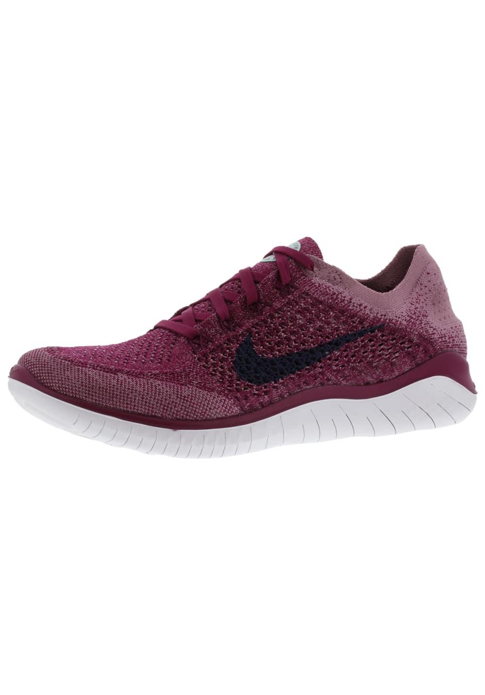 Nike Chaussures Free Pour Flyknit Femme 2018 Running Rose Rn hsQtdCxr