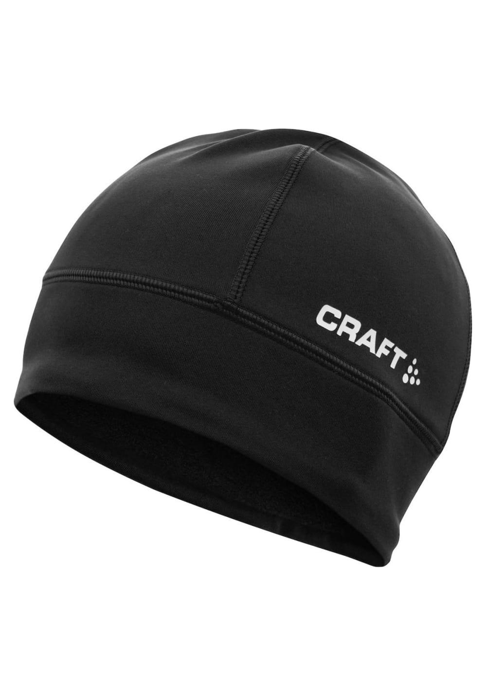 Craft Light Thermal Hat Kopfbedeckung - Schwarz, Gr. S/M