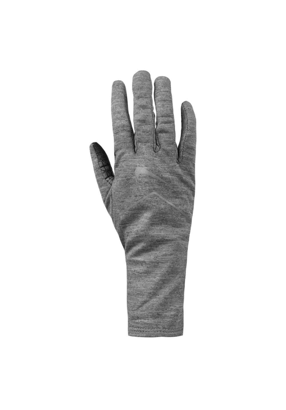 Handschuhe für Frauen - Nike Sphere Running Gloves Laufhandschuhe für Damen Grau  - Onlineshop 21Run