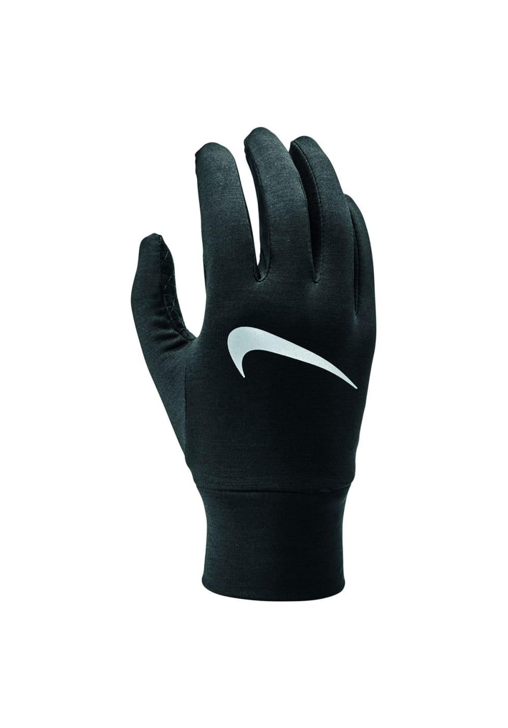 Handschuhe für Frauen - Nike Dry Element Running Gloves Laufhandschuhe für Damen Schwarz  - Onlineshop 21Run