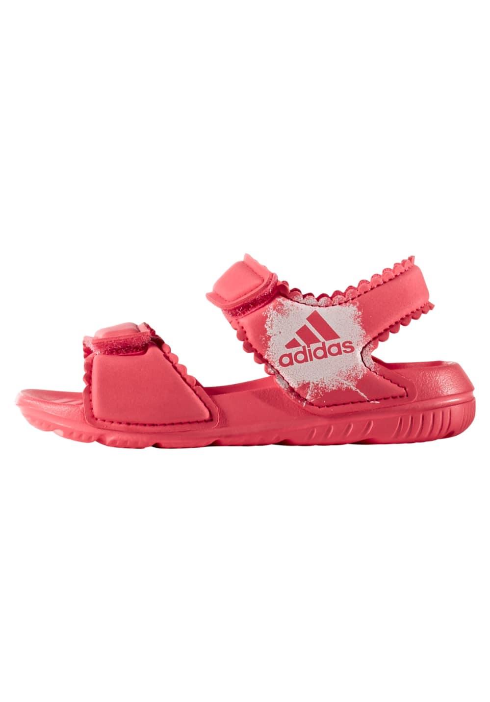 adidas AltaSwim Kids - Badeschuhe für Kinder Unisex - Pink, Gr. 24