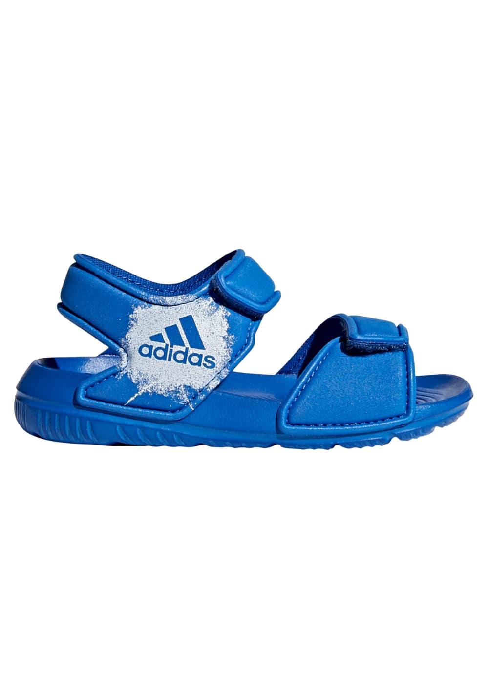adidas AltaSwim - Badeschuhe für Kinder Unisex - Blau, Gr. 25