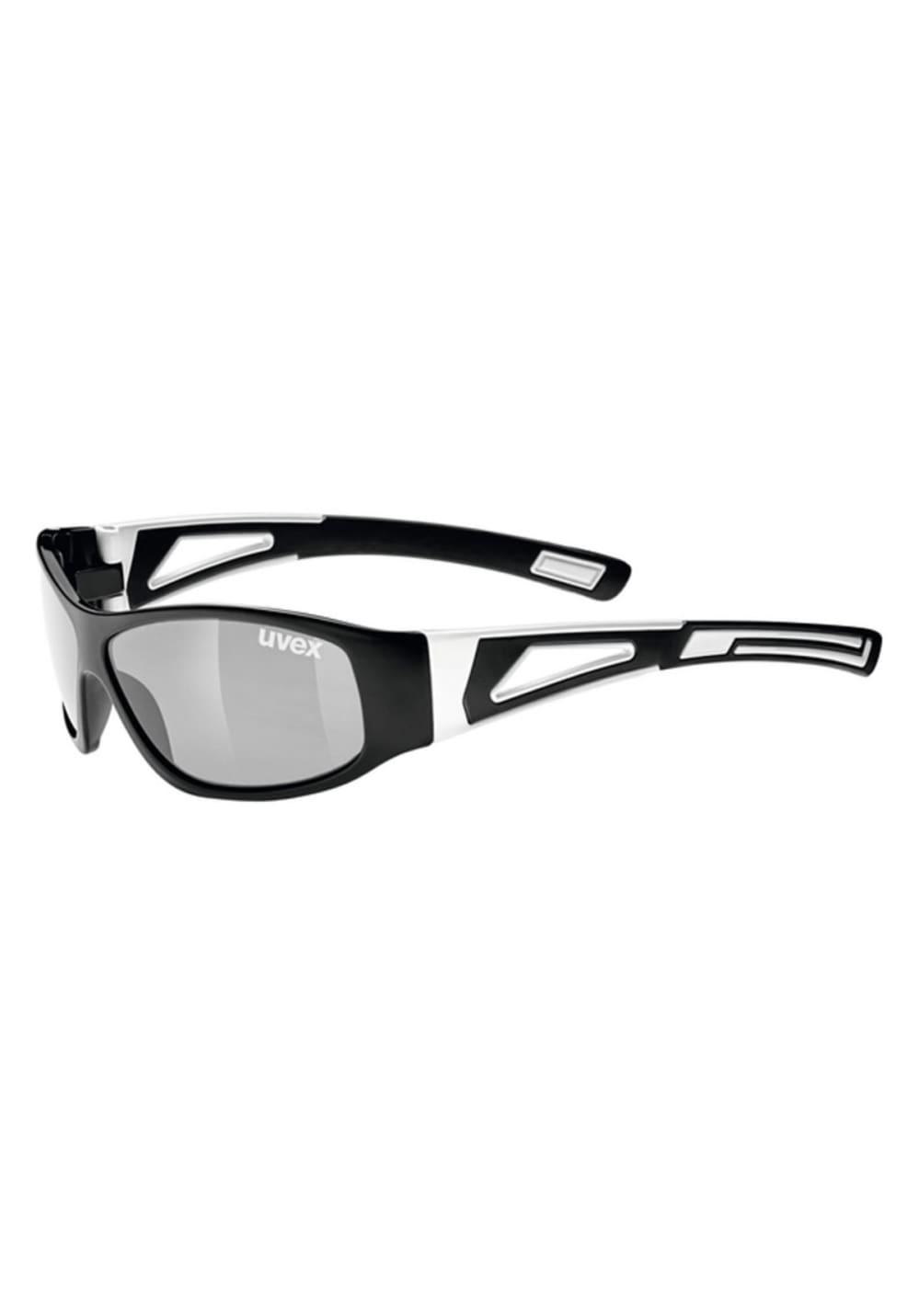 Uvex Sportstyle 509 Kids - Sportbrillen für Kinder Unisex - Schwarz, Gr. One Si