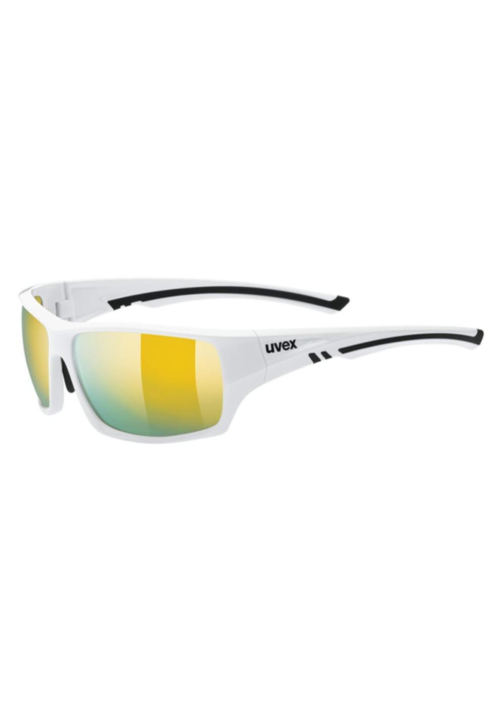 Uvex Sportstyle 222 Pola Sportbrillen - Weiß, Gr. One Size