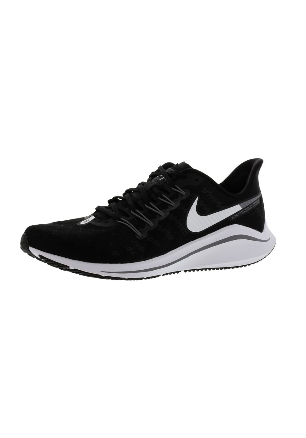 Vomero Zoom Pour Chaussures Homme Air 14 Running Nike Noir CroBedx