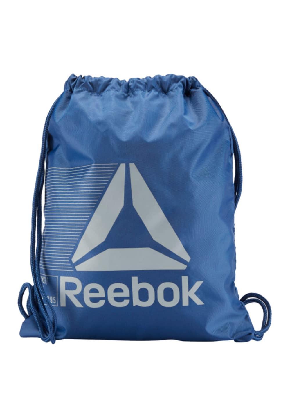 Reebok Active Foundation Gymsack - Sporttaschen für Herren - Blau