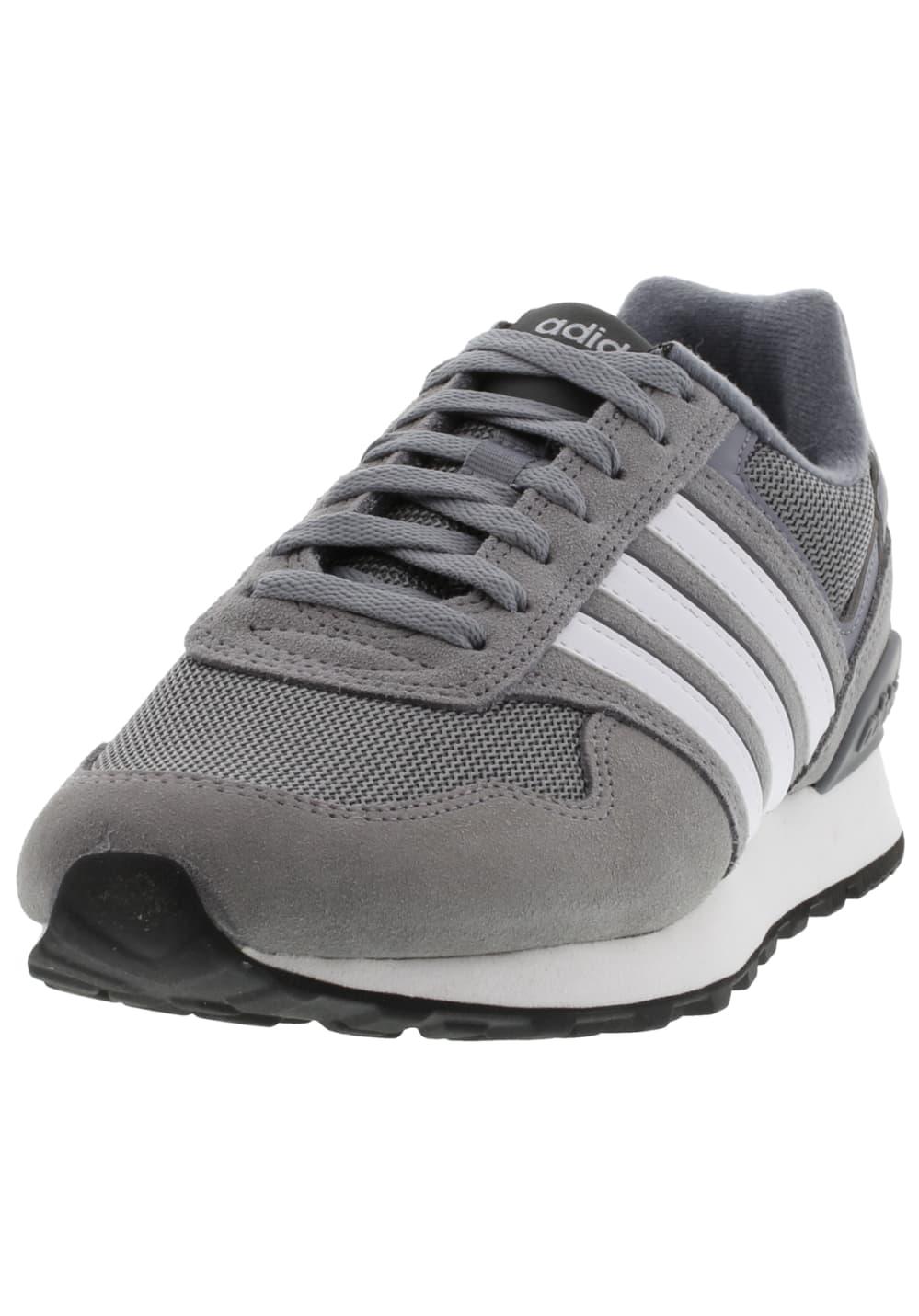 Homme Gris21run Fitness Pour Adidas 10k Chaussures 5FTJc3ulK1