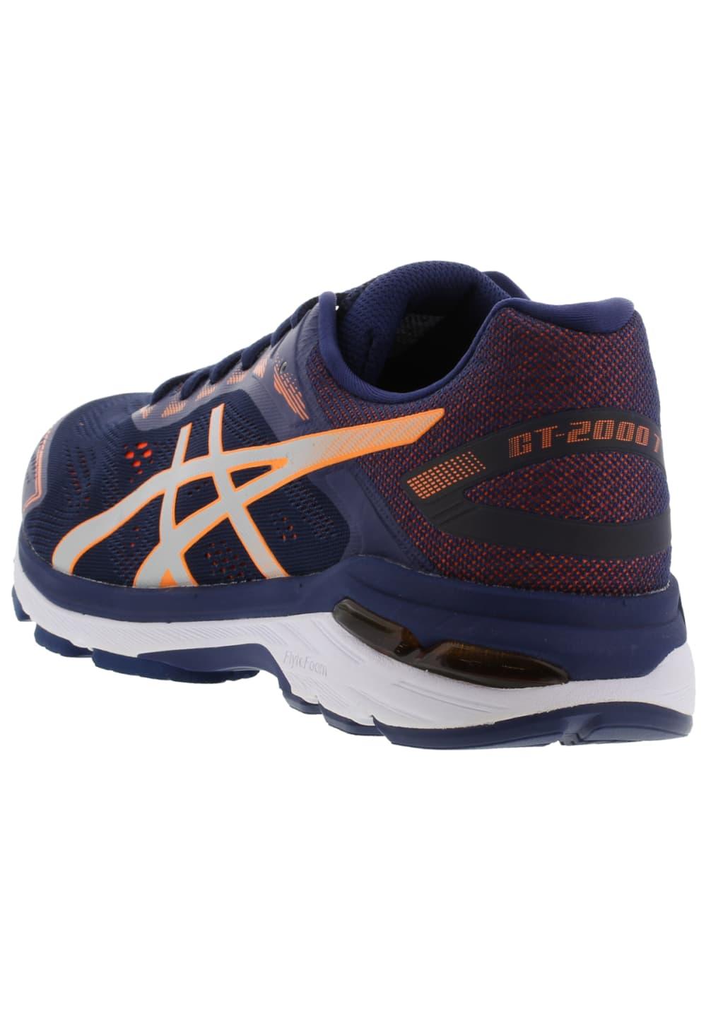 Pour Bleu Homme 7 Asics Chaussures Gt 2000 Running dBrhCsQxto