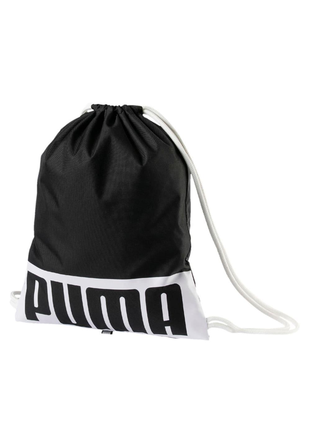 Puma Puma Deck Gym Sack Sporttaschen - Schwarz