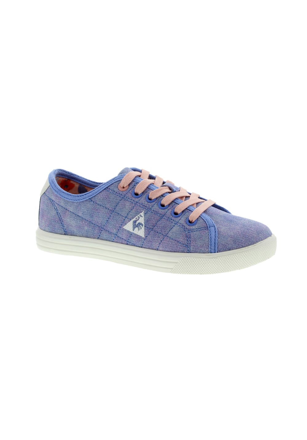 Le Coq Sportif Annency Low Girls Kids - Sneaker für Kinder Unisex - Blau