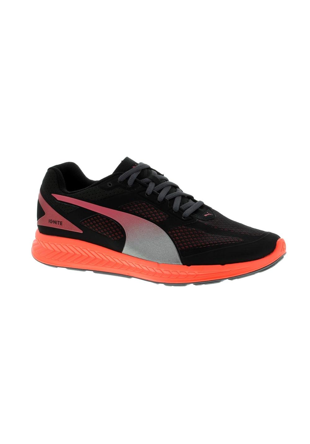 Noir Running Pour Chaussures Puma Mesh Ignite Femme SUpjLVzGqM