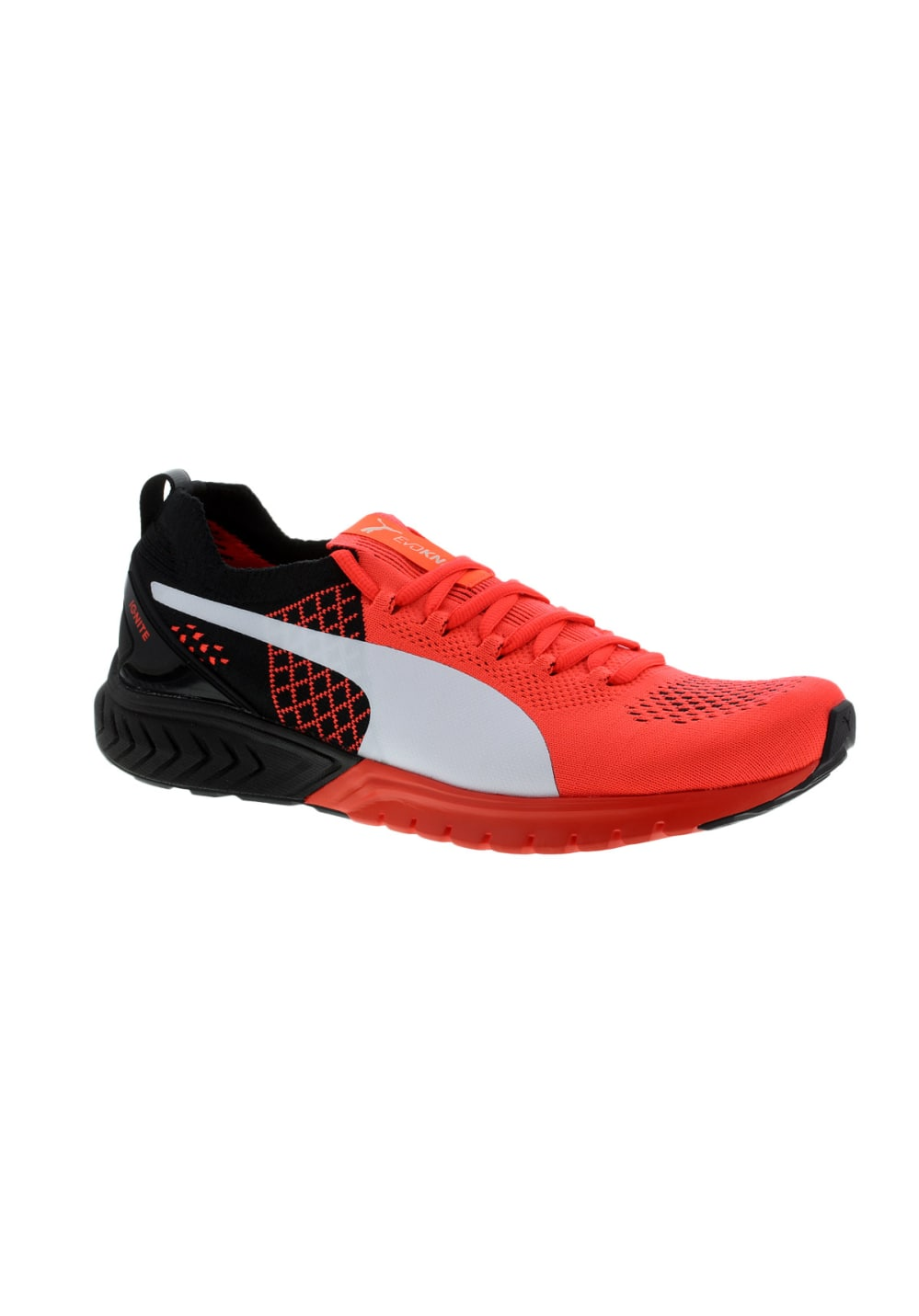 Evoknit Chaussures Pour Ignite Dual Rouge Puma Homme Running xWBQredCo