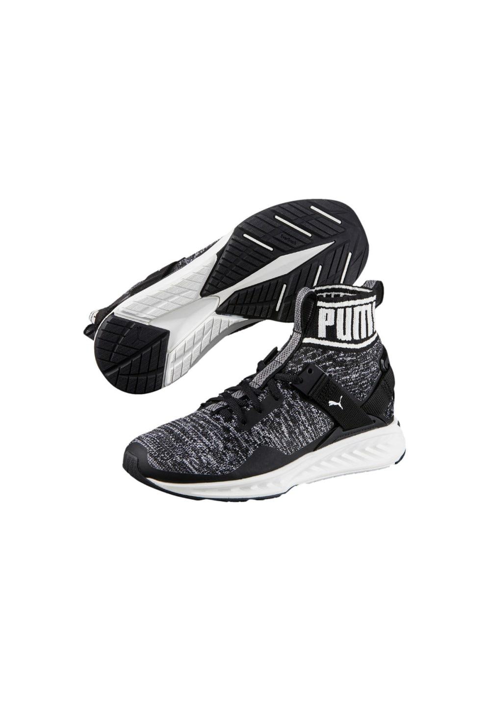 Chaussures Femme Noir Puma Running Ignite Evoknit Pour yNmwOP08vn