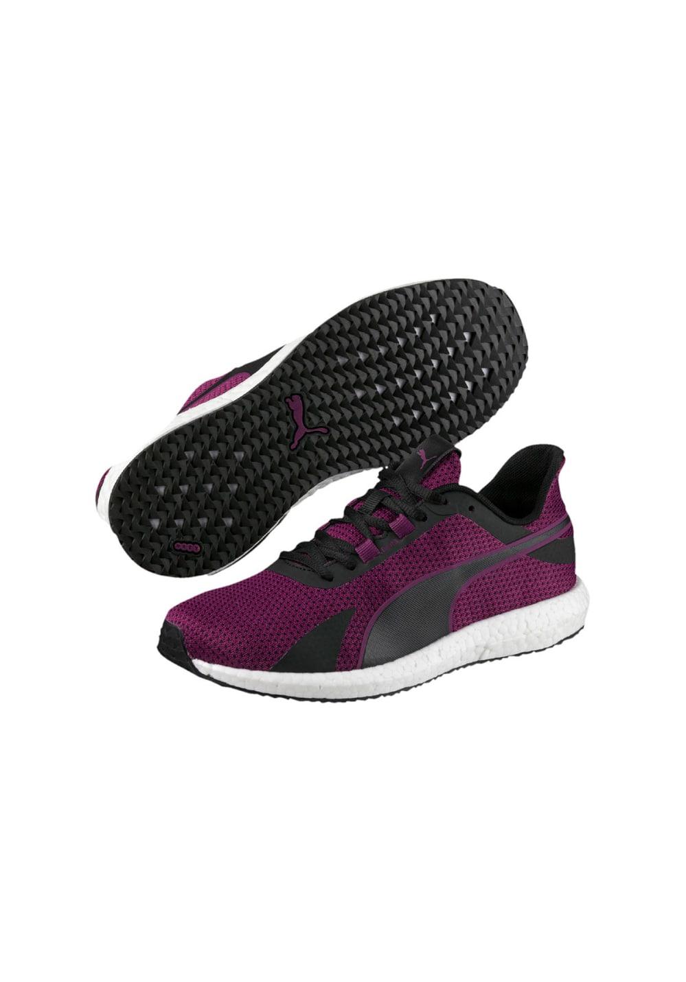 Pour Nrgy Mega Puma Chaussures Femme Noir21run Fitness Turbo QCWxBErdeo
