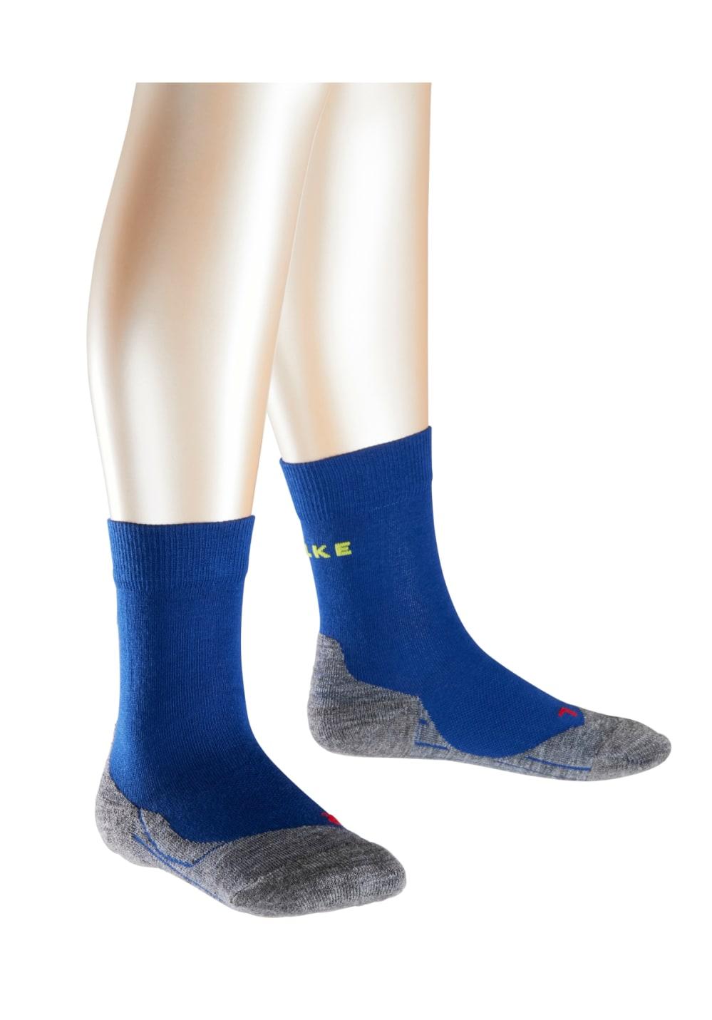 Falke RU 4 Kids - Laufsocken für Kinder Unisex - Blau