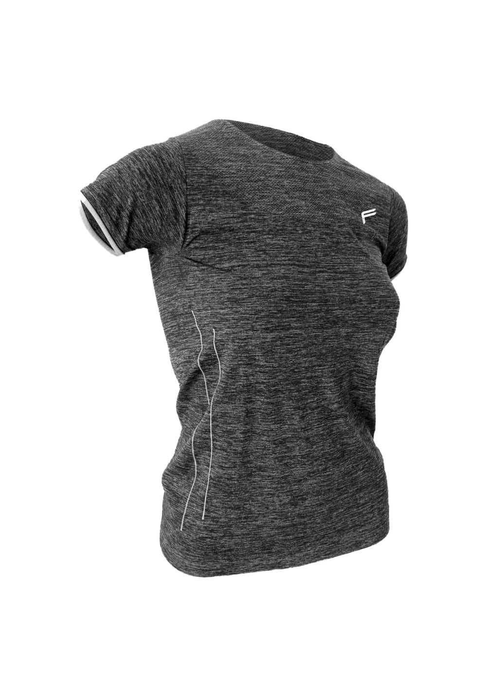 F-Lite Megalight 140 T-Shirt - Funktionsunterwäsche für Damen - Grau
